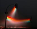 Tuyệt đẹp ánh đèn đường dưới ống kính nhiếp ảnh gia